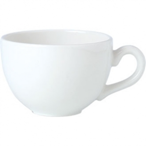 Simplicity White Low Empire Cup (Box 36)