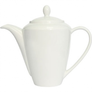 Simplicity White Coffee Pot Harmony (Box 6)
