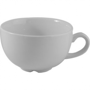 White Cappuccino Cup 16oz (Box 6)