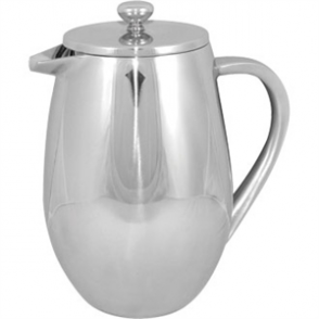 Stainless Steel Cafetiere 3 Cup 400ml