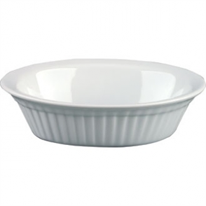 Oval Pie Dish 170mm (Box 6)