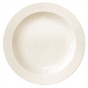 Olympia Deep Plate Ivory - 273mm 10 3/4 (Box 6)