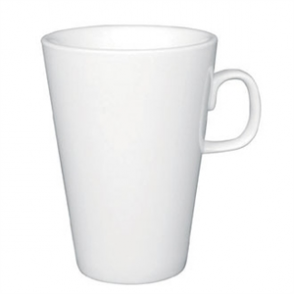 Olympia Latte Mug White - 400ml 14oz (Box 12)
