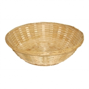 Wicker Round Bread Basket