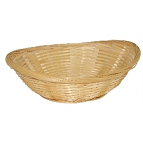 Wicker Bread or Fruit Baskets