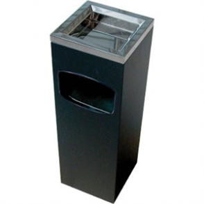 Bolero Square Ashtray Bin