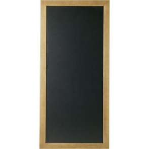 Teak Long Model Wallboard 560x1000mm. Lacquered teak.