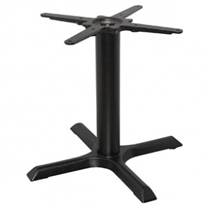 Bolero Cast Iron Coffee Height Table Base