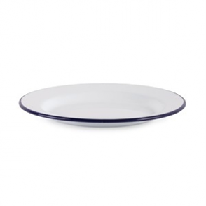 Olympia Enamel Dinner Plate 245mm 6pp