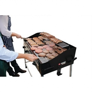Buffalo Barbecue Griddle LPG