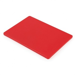 Hygiplas Chopping Board Small Red 229x305x12mm