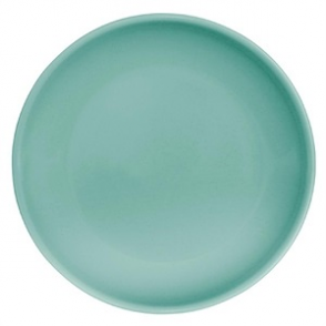 Olympia Cafe Coupe Plate Aqua 200mm 12pp