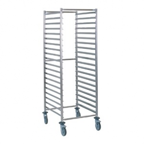 Tournus GN2/1 racking trolley 20 levels