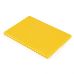 Hygiplas Chopping Board Small Yellow 229x305x12mm