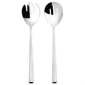 Olympia Salad Fork and Spoon
