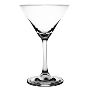 Olympia Crystal Martini Glasses 145ml (6pp)