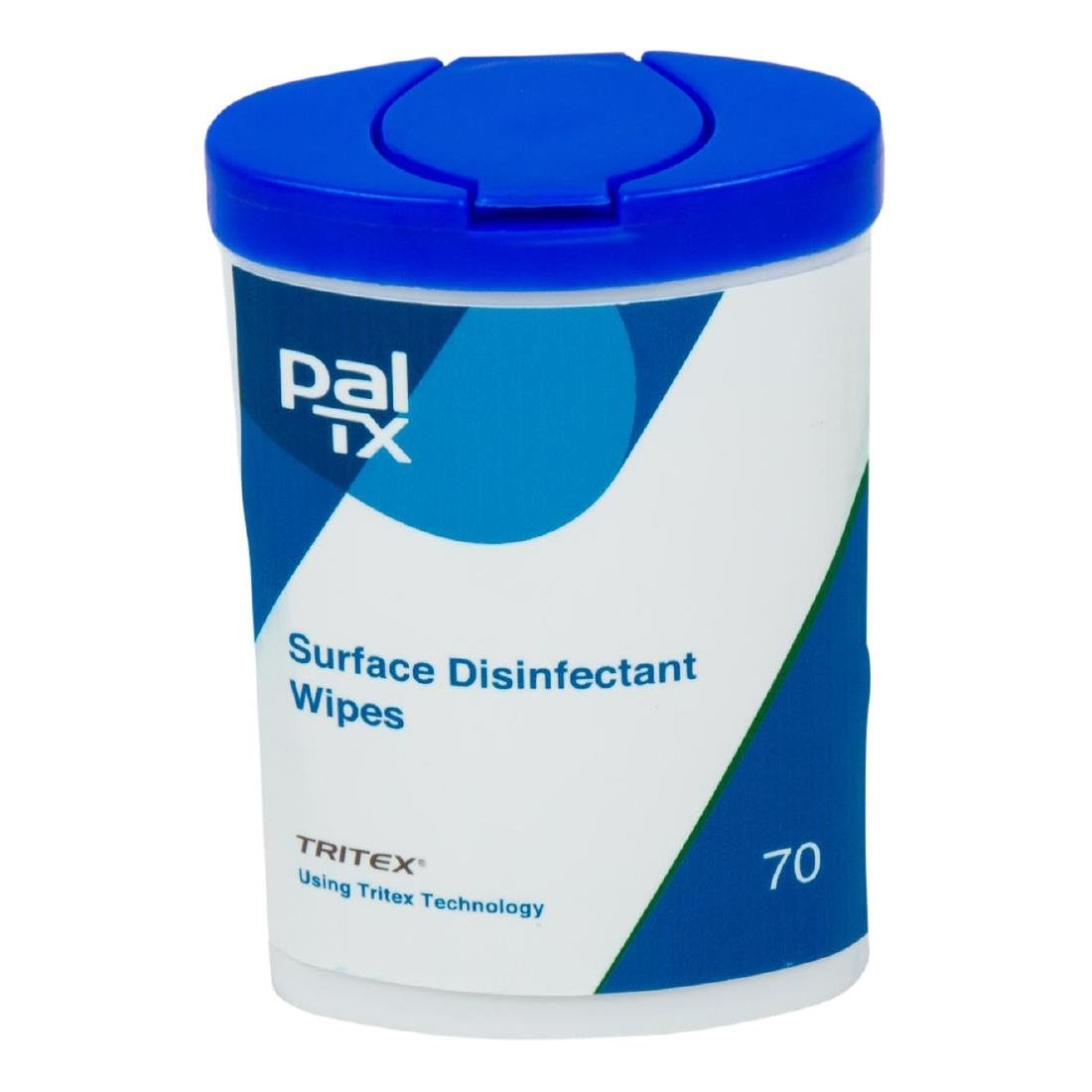 Pal TX Disinfectant Surface Wipes (12 x 70 Pack)