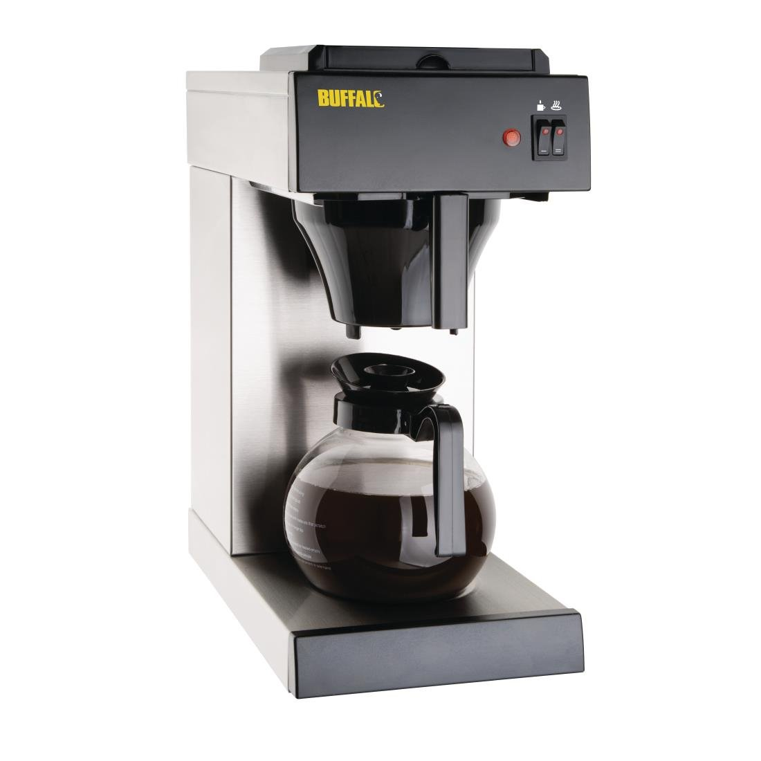 Buffalo Manual Fill Pour-Over Filter Coffee Machine