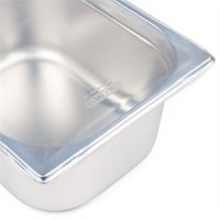 Araven Silicone Lid GN 1/2 pan