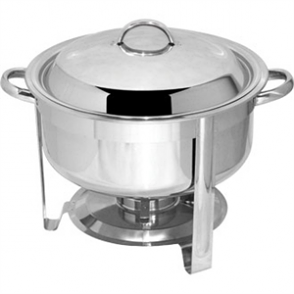 Vienna Chafing Dish 7.5Ltr. Colour: Silver