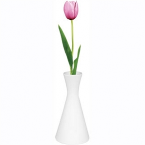 Olympia Whiteware Bud Vase - 140mm (Box 6)