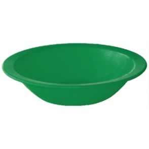 Kristallon Polycarbonate Bowls Green 172mm (Box 12)