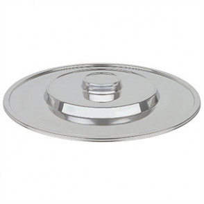 Raised Centre Display Tray Three Steps St/St - 480mm Dia. 44mm (H)