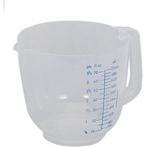 Measuring Jug Polypropylene - 1Ltr