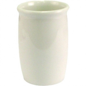 White Melamine Dressing Pot - 1Ltr 110x167mm