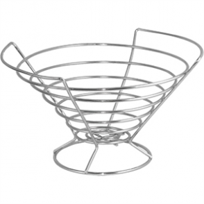 Fruit Bowl St/St - 160hx280dia mm