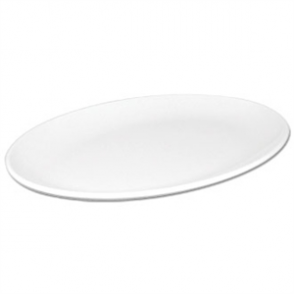 Kristallon Melamine Oval Coupe Plates 305mm (Box 12)