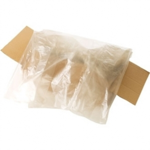 Jantex Bin Bags Clear Pack of 200