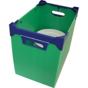 Dishjack Green - 320x365x245mm (Pack 5)