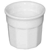 Olympia Whiteware Dipping Pot - 50x45mm (Box 12)