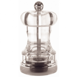 Acrylic Pepper Mill 102mm