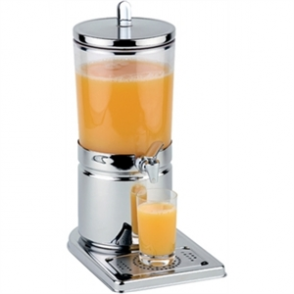 APS Stainless Steel Juice Dispenser Single