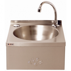 Basix Knee Operated Sink
