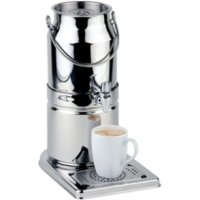 APS Stainless Steel Milk Dispenser 3 Litre