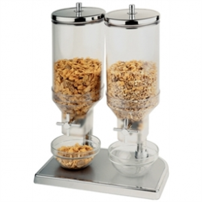 Cereal Dispenser 2 x 4.5 Ltr