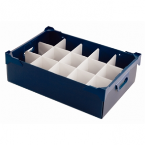 Glass Jack Blue 24 Sections (5 per case)