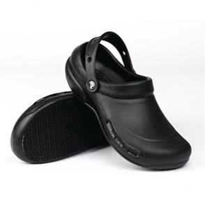 Crocs Black Bistro Clogs