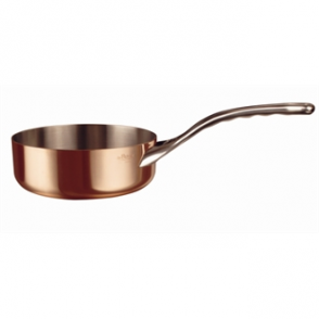 De Buyer Inocuivre Copper Straight Saute Pan 200mm