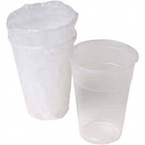 Disposable Wrapped Tumblers