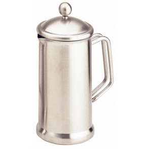 Stainless Steel Cafetiere 12 Cup 1.5 Ltr