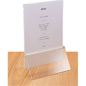 Menu Card Holder