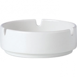 Steelite Simplicity White Stacking Ashtrays 102.5mm (Box 12)