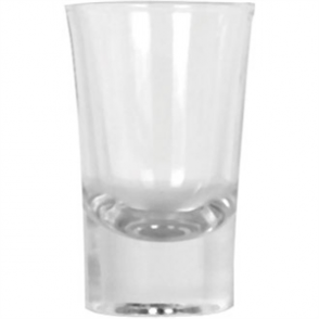 Boston Shot Glass 1.2oz / 30ml (12pc)