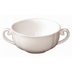 Olympia Rosa Soup Bowl 280ml 10oz (Box 12)