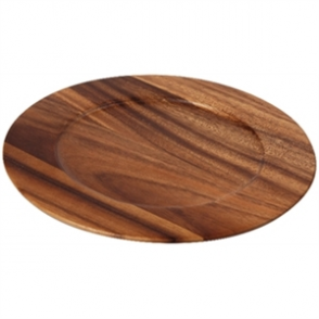 Tuscany Wooden Charger