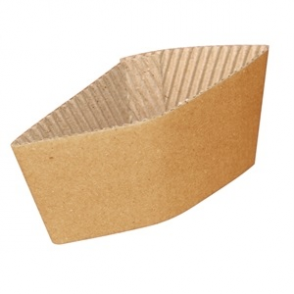 Corrugated Cup Sleeves for 8oz Cup (Box 1000)